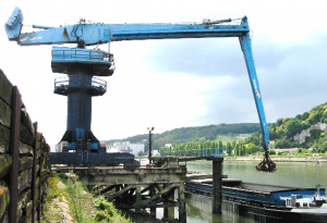 Port handling / Manutention portuaire