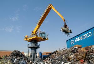 scrap - crane - S65.20EAS ALBERICH