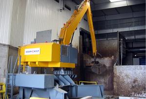 Indoor crane Atemax S30.12CAS