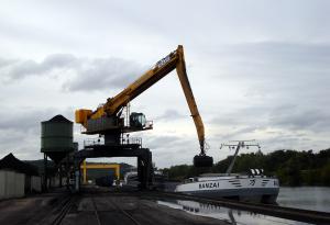 Port handling Nancyport S308EP