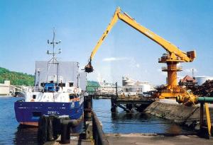 Manutención portuaria CFF Pulfer S180.35EC